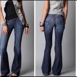 "Citizens of Humanity ""Ingrid"" Bootcut Jeans"